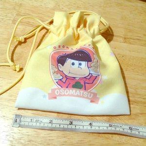 Osomatsu-san Karamatsu Drawstring Bag